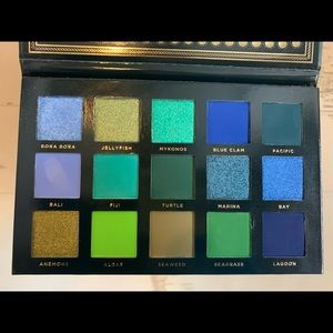 Oceanic Palette by Ace Beaute